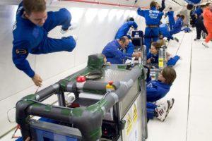 ESA cargo compartment