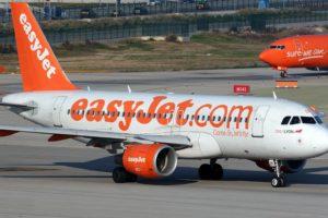 Easyjet aircraft Airbus A319