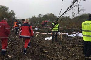 Five Dead In An Emergency Landing Of A Ukrainian Cargo Plane From Spain4