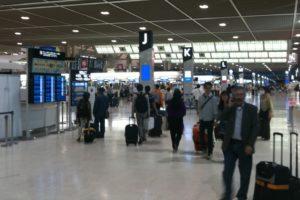 Flight airport