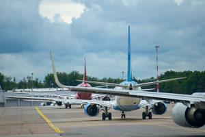 Flight delays in Europe