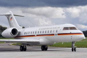 German government airplane