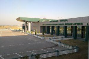 Grozny airport