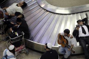 Israeli travelers