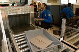 Laptop airplane ban