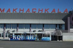 Makhachkala Airport