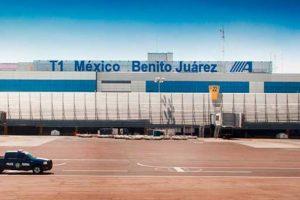 Mexico City Benito Juarez International Airport