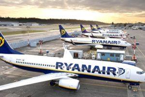 Net profit of Ryanair