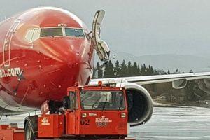 Norwegian Air Shuttle Boeing 737