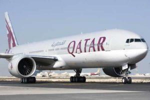 Qatar Airways starts flying