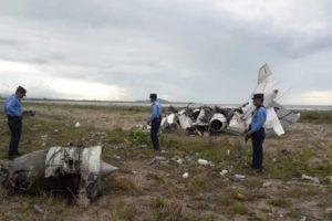 Rockwell Sabreliner 60 crash