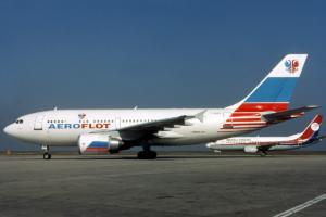 Russian airline Aeroflot