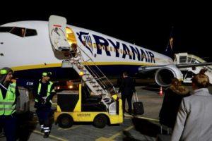 Ryanair sanctions