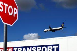 Ryanair stop