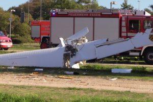 Schleicher ASK 18 crash