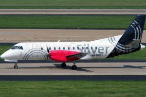 Silver Airways Saab 340B