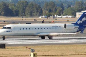 SkyWest Bombardier CRJ-200