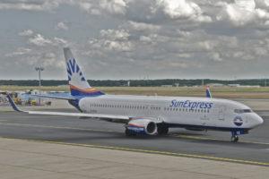 Sunexpress Deutschland Boeing 737