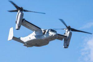 The Bell Boeing V-22 Osprey Fleet Exceeds 500,000 Flight Hours
