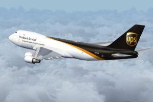 UPS Boeing