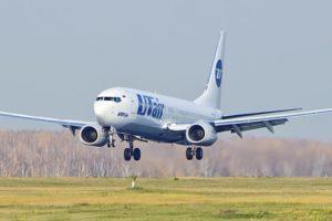 UTAir Boeing 737