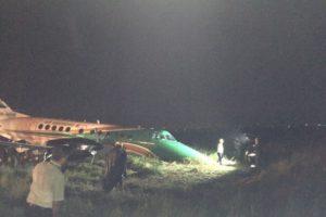 Yeti Airlines jet
