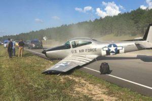 aircraft land Mississippi