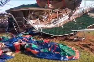airplane crash botswana