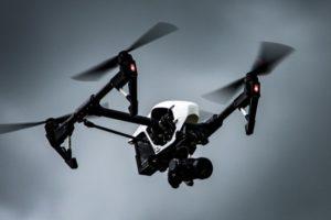 civilian drones aviation