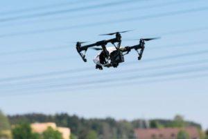 drones dispatch system