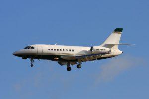 falcon airplane