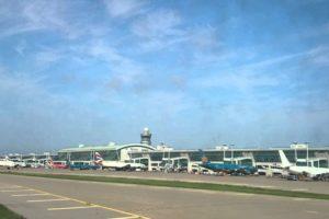 international airport in Pohara