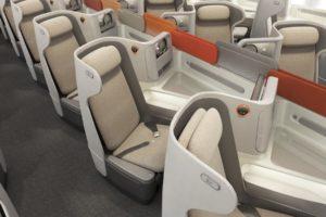 modular passenger cabin