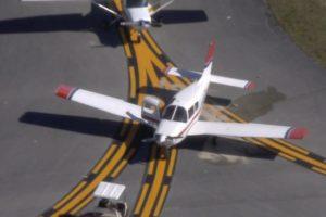 planes crash north perry